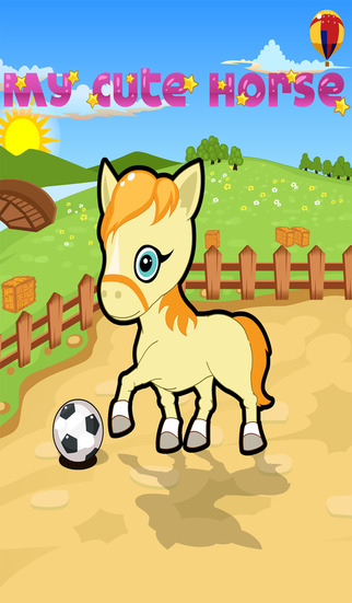 My Cute Horse - Your own little horse to play with and take care of