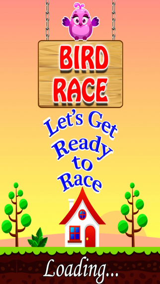 Bird Race - Swing Your Way Up With Little Wings