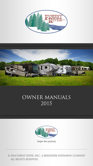 Forest River RV Owner Digital Kit