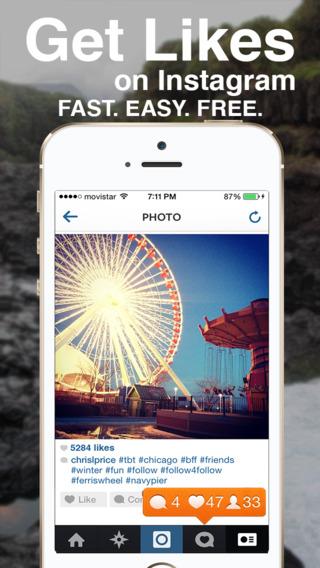 Get Likes - For Instagram