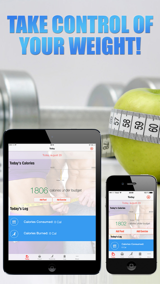 Fat Loss Calorie Counter - Personal Weight Loss Assistant