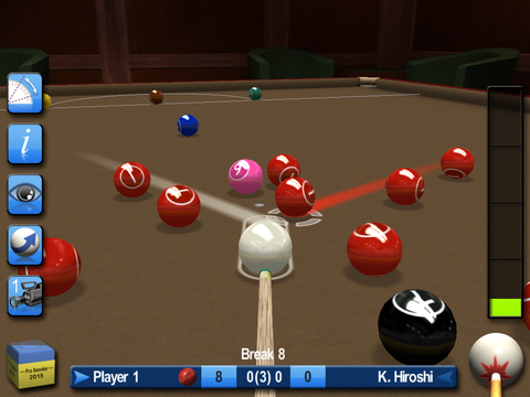 Pro Snooker 2012 screenshot 7