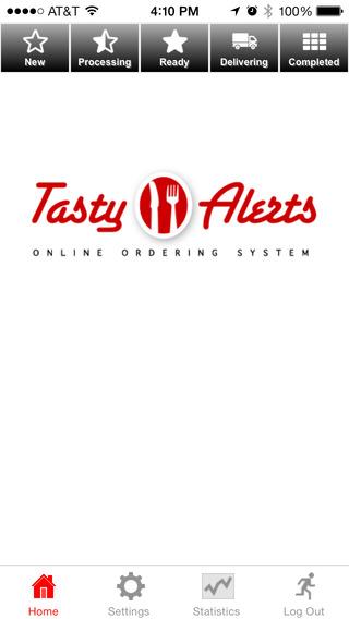 Tasty Alerts