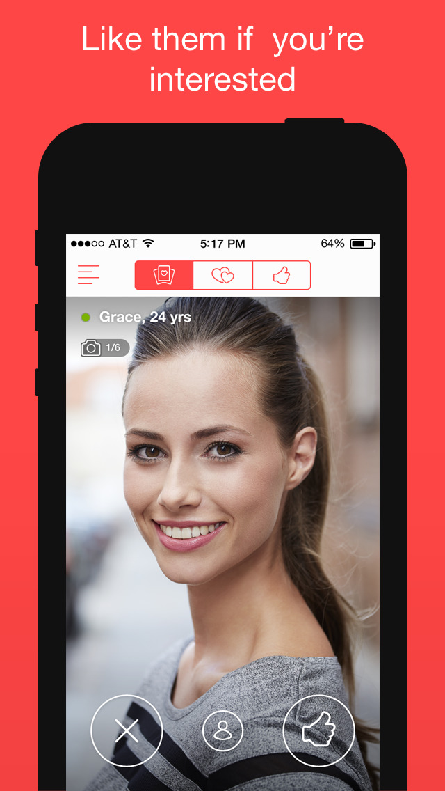 Dating near you app