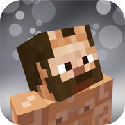 Skinseed - Skin Creator & Skins Editor for Minecraft mobile app icon