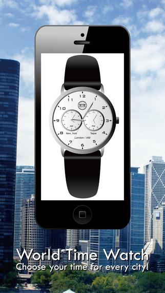 WTW World Time Watch