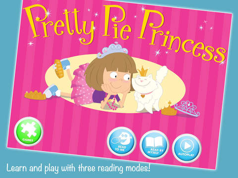 Pretty Pie Princess