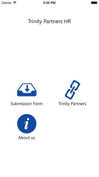 Trinity Partners HR PR