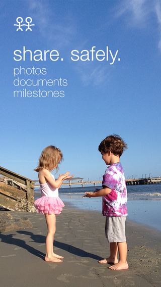 KidsLink – Share. Photos. Documents. Milestones. Safely.
