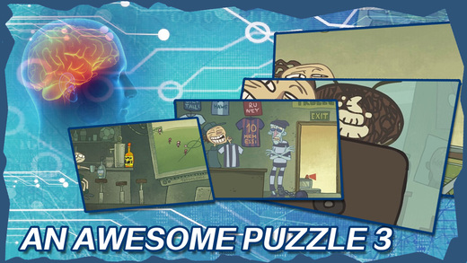 An Awesome Puzzle 3 - Thinking Outside The Box