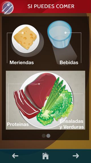 Guia interactiva para bajar de peso