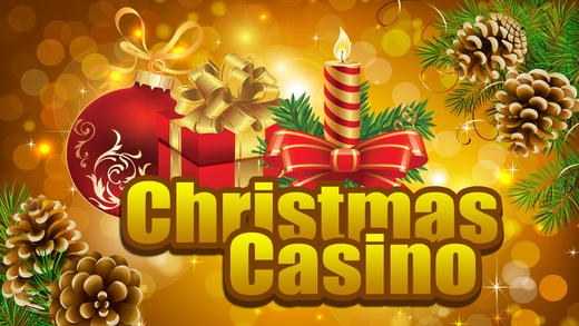 Christmas Holiday Fun Casino Games - Play Lucky Slots and Party with Jackpot Blackjack Free