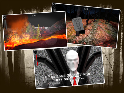 Slender Man Chapter 3: Dreams Screenshots