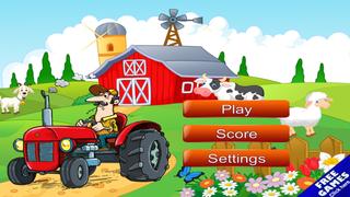 Tractor Parking Farm Mayhem - Extreme Driving Simulator