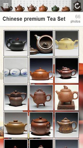 Tao of China tea