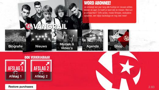 【免費音樂App】Vangrail-APP點子