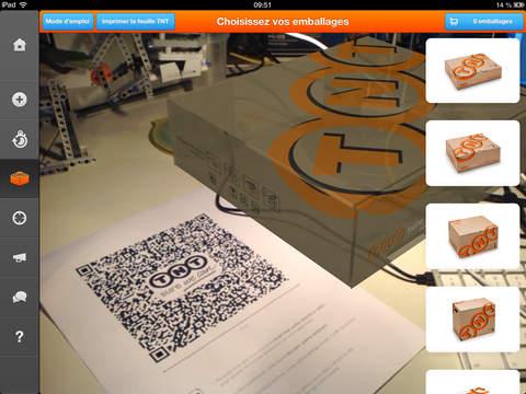 Suivi Colis TNT iPad Screenshot 4