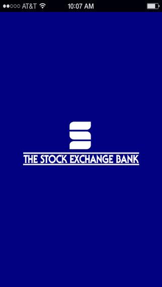 Stock Exchange Bank Woodward