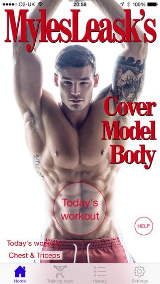 Myles Leask's Cover Model Body