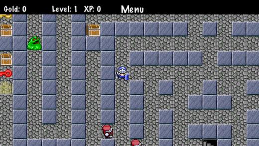 Quiz Dungeon Plus Basic Math