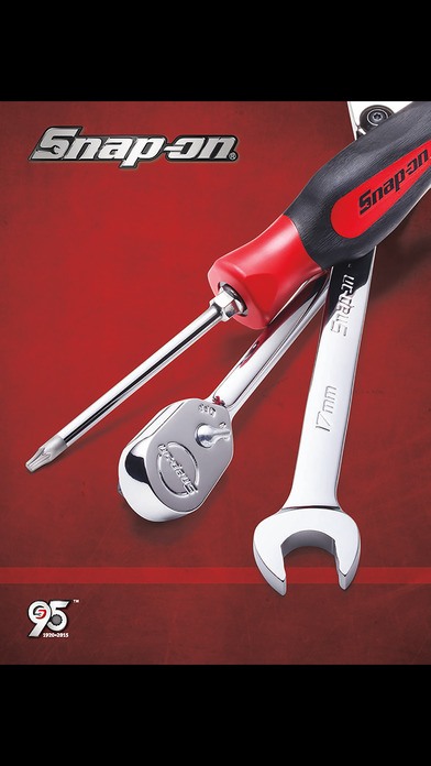 Snap-on Tools Catalog HD iPhone Screenshot 1