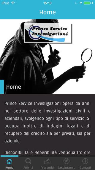 Prince Service Investigazioni