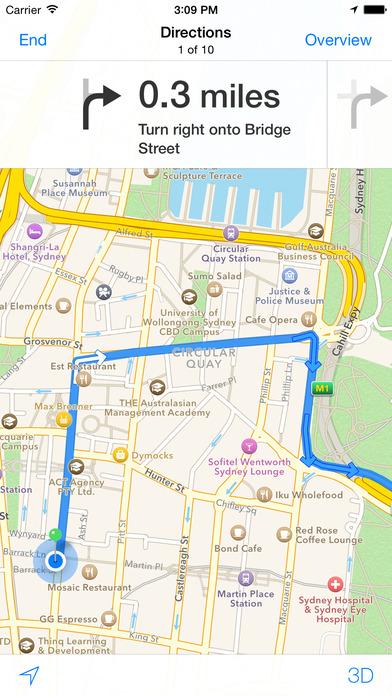 WiFi Free Australia iPhone Screenshot 3