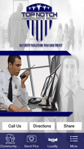 Top Notch Security Inc