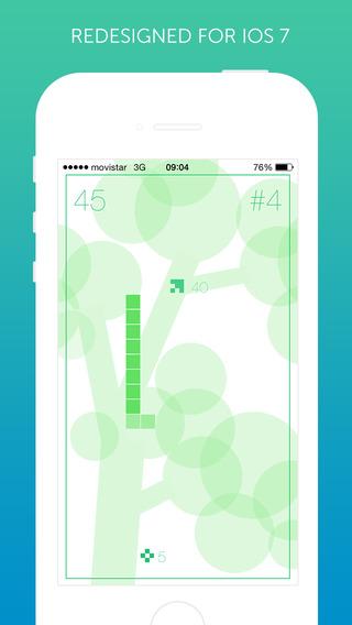 Snake for iOS7