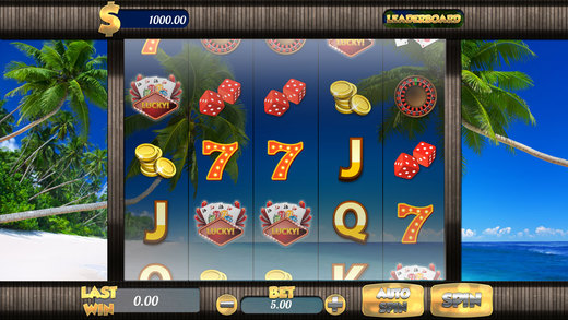 Aace Paradise Slots - Free Game Casino