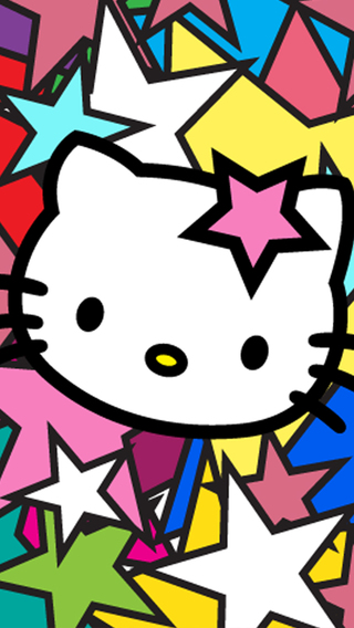 Kawaii yourself dress up photo booth: Hello Kitty edition