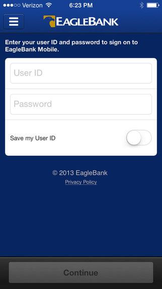 EagleBank Mobile