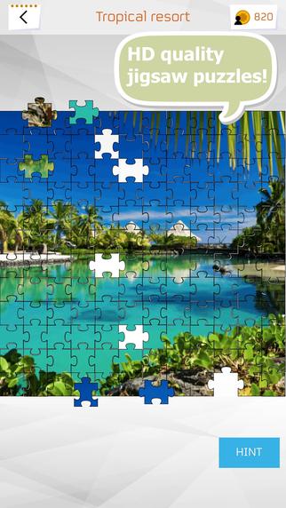 Resort Jigsaw Puzzles