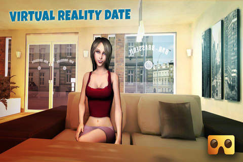 Vr dating simulator