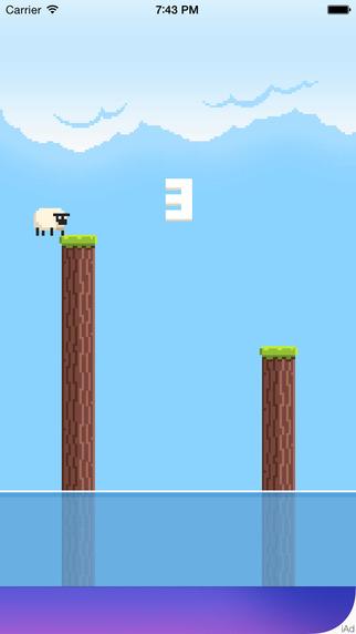 Sheep Island Jumps