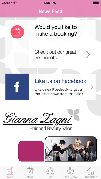 Gianna Zagni Hair and Beauty Salon