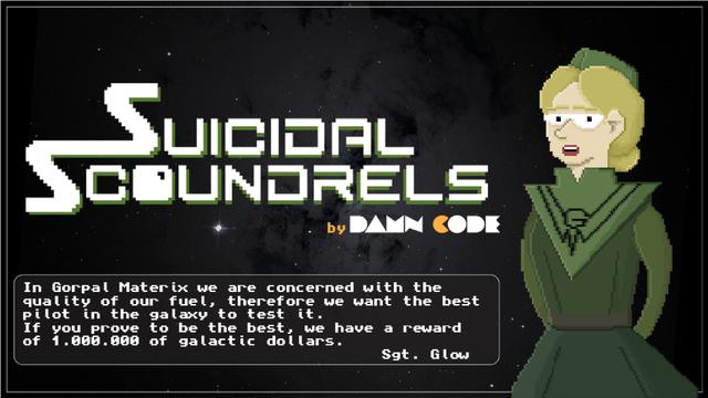 Suicidal Scoundrels