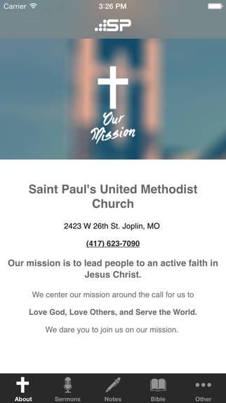 Saint Paul's United Methodist Church