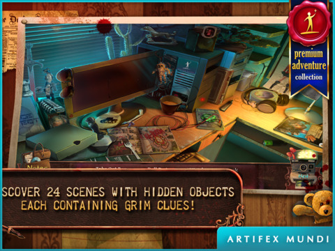 Deadly Puzzles: Toymaker HD (Full)screeshot 2