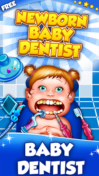 New-born Baby Dentist 2