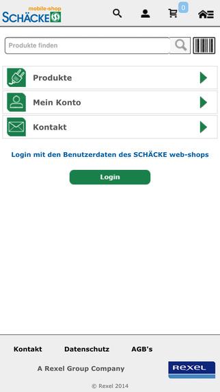 SCHÄCKE online-shop