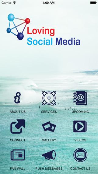 Loving Social Media