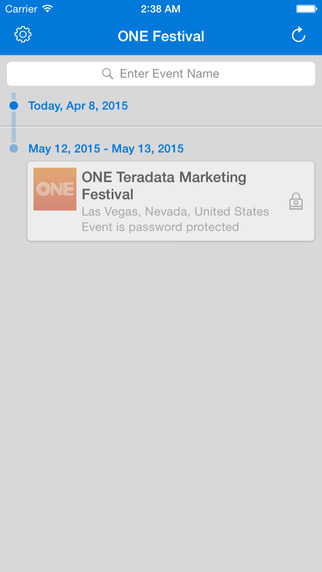 ONE Teradata Marketing Festival
