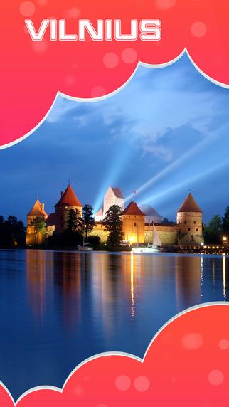 Vilnius Offline Travel Guide