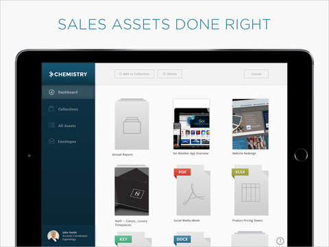 Chemistry - A Sales Engagement Platform