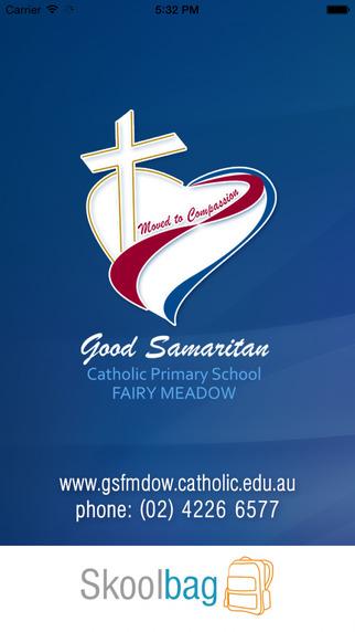 Good Samaritan Catholic Primary Fairy Meadows - Skoolbag