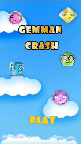Gem Man Crash