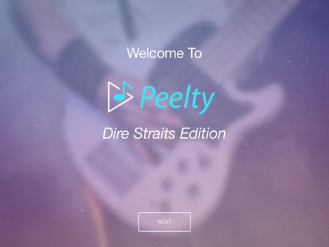 Peelty - Dire Straits Edition