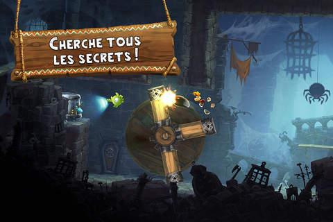 Rayman Adventures. screenshot 4