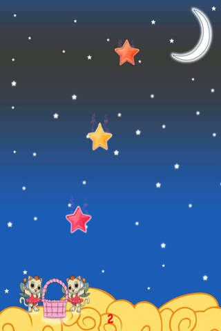 Kitty Fairy Star Counting Game Free - Learning Fun for Toddlers and Preschoolers screenshot 3